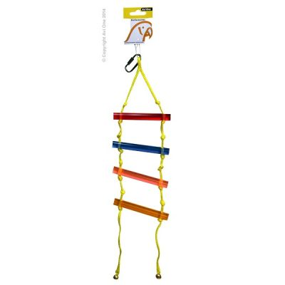 Avi One Acrylic Ladder Parrot Toy